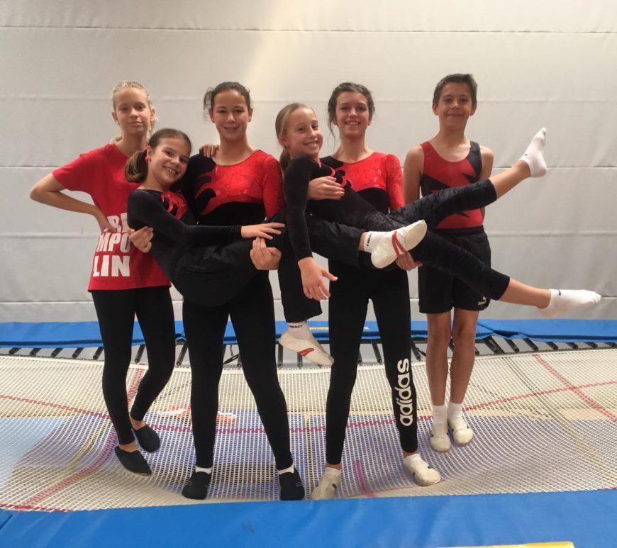 Die Hemminger Schülerliga-Mannschaft